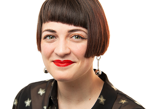 PhD Student Megan Linton