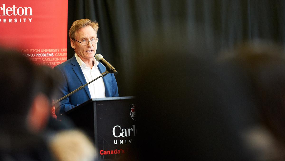 Minister Cho Celebrates Carleton Volunteers