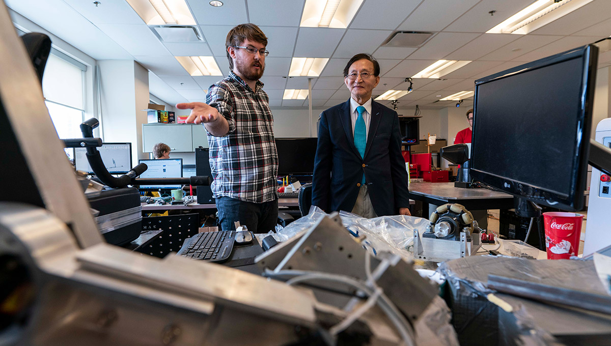 Minister Raymond Cho Praises Carleton's Accessibility and Inclusion Efforts