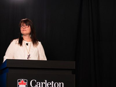 Photo for the news post: Carleton Launches Education and Research Collaboration with First Nation of Na-Cho Nyak Dun