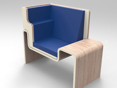 Photo for the news post: Carleton Students Design Accessible Seating for Canada Science and Technology Museum
