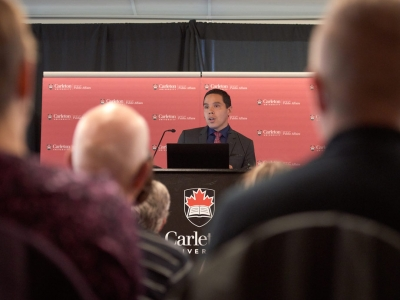 Photo for the news post: Moving Toward Inuit Self-Determination: Natan Obed