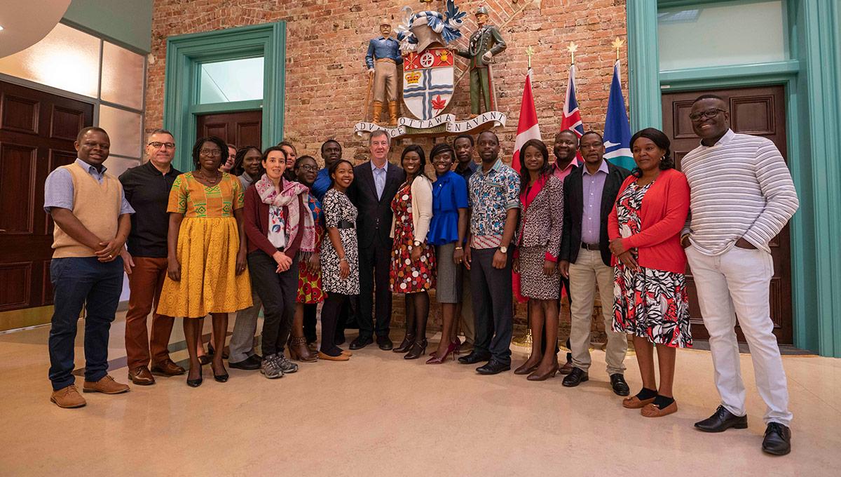 City of Ottawa declares Carleton University — Queen Elizabeth Scholar Day in May 2019