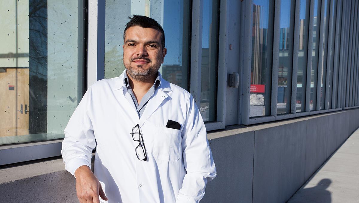 Prof. Argel Aguilar-Valles