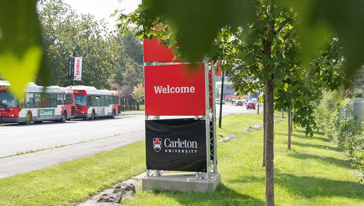 Welcome to the New Academic Year at Carleton