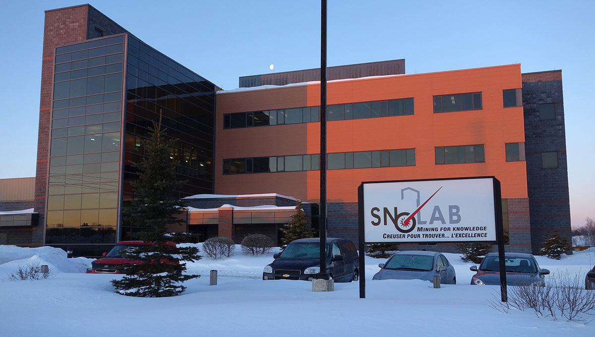 The SNOLAB facility