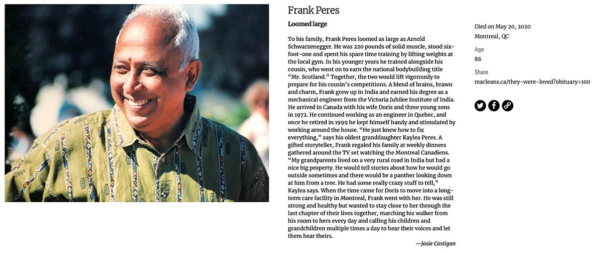 Frank Peres