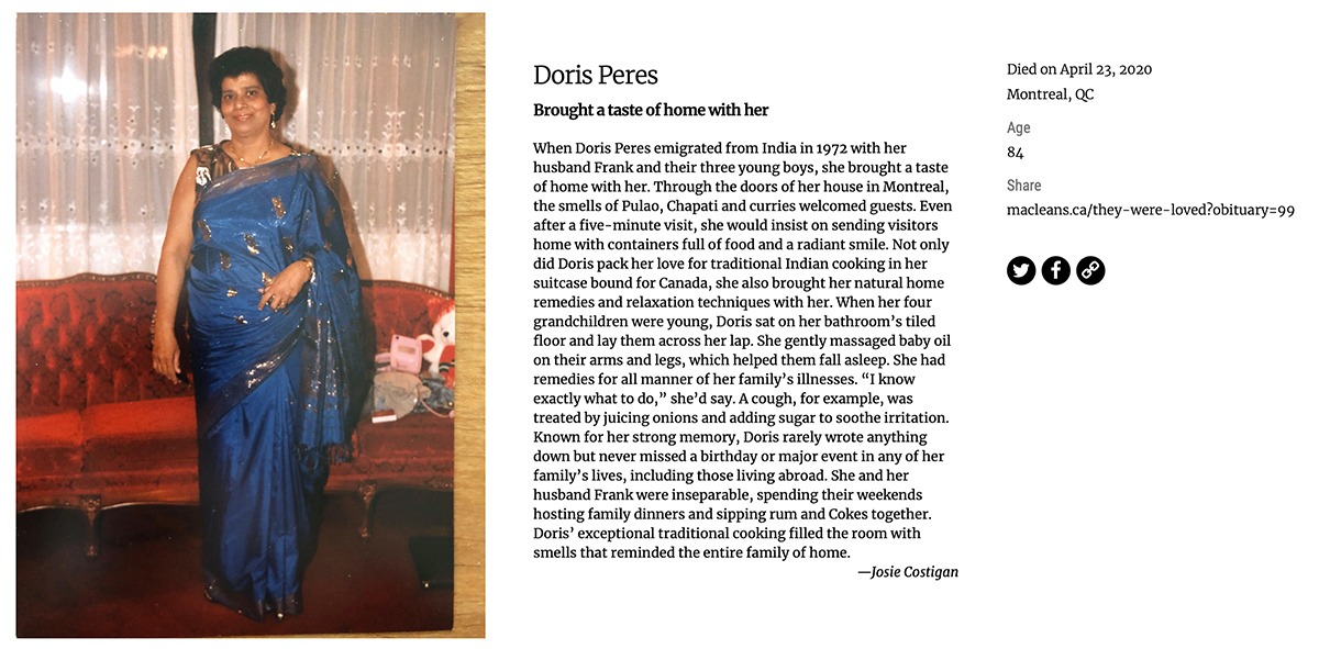 Doris Peres