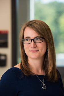 Audrey Girouard, associate professor in the School of Information Technology