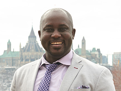 Photo for the news post: Carleton Mourns Loss of Professor Pius Adesanmi