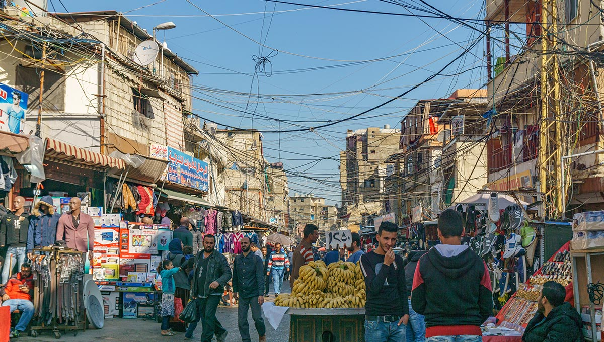 Carleton Political Science Course Partners with Oxfam in Lebanon