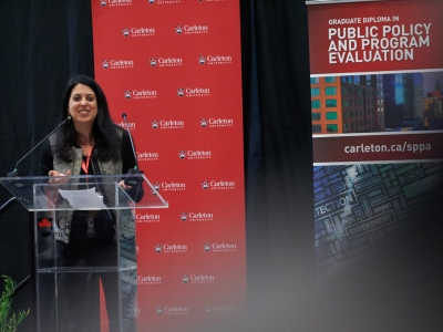 Photo for the news post: Carleton Hosts National Case Study Competition Examining Public Policy Issues