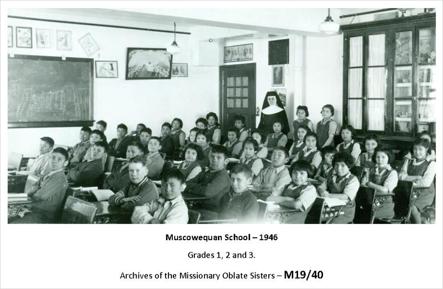 A Residential School Reclaimed: Transforming Tragedy into Hope