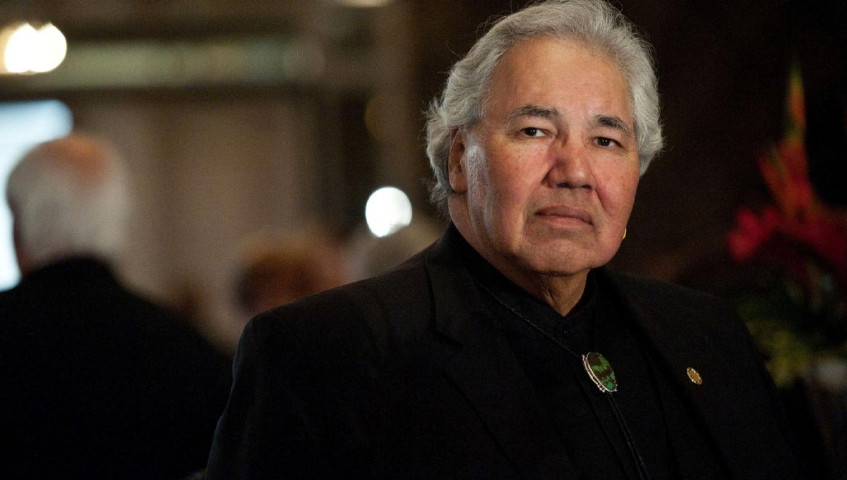 Truth and Reconciliation: Carleton University hosts an evening with TRC chair Murray Sinclair on Oct. 3
