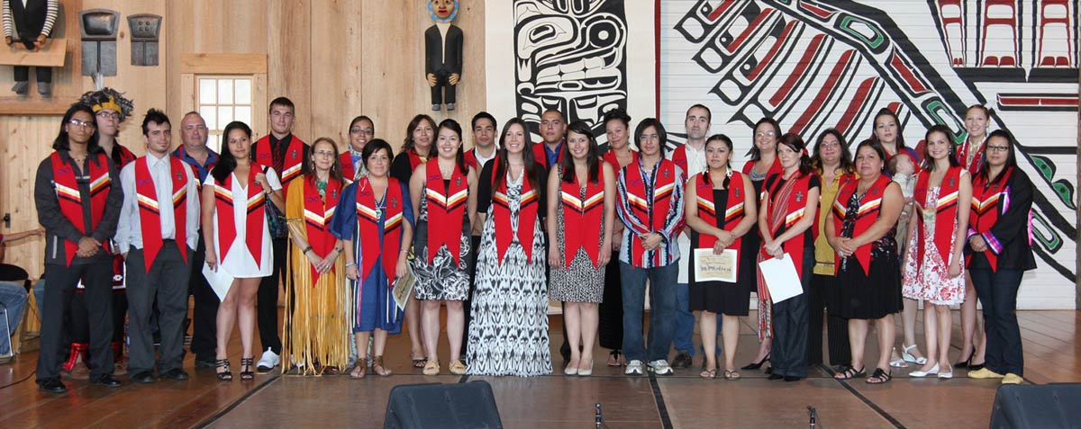 Truth and Reconciliation: Indigenous Graduate Honouring Ceremony