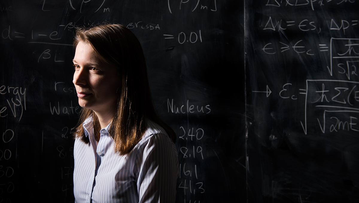 Medical Physics Maven: Rowan Thomson Improving Cancer Treatment