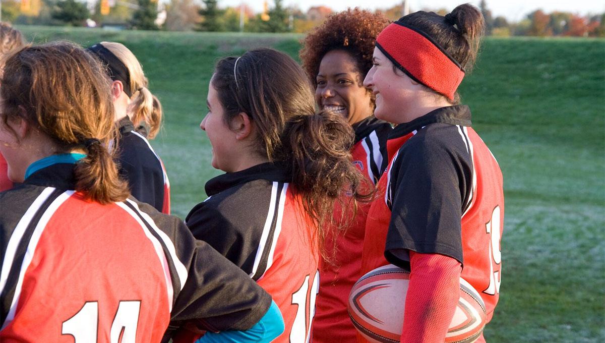Women in Sport: Carleton's women's rugby team