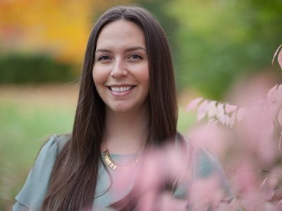 Photo for the news post: Carleton University Counsellor Rylee Godin Receives 2021 Indigenous Practice Award