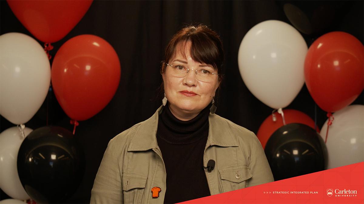 Prof. Kahente Horn-Miller