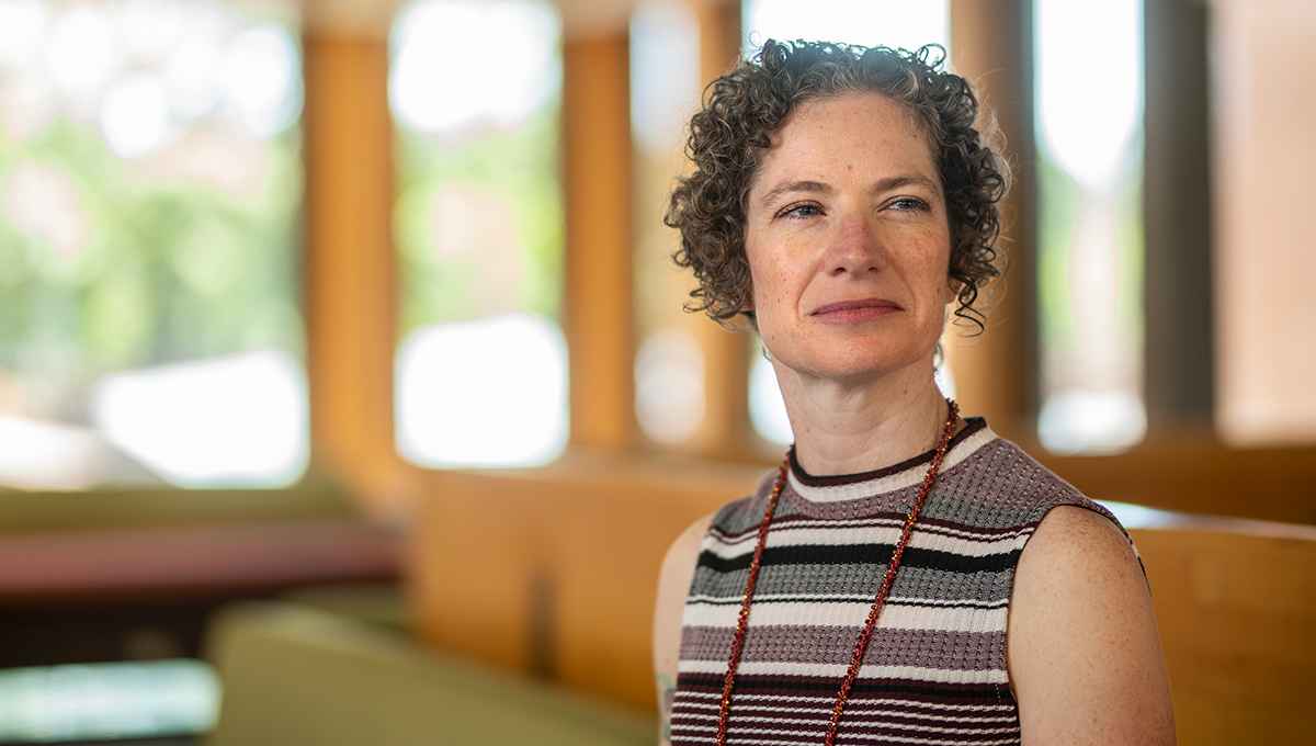 Photo of Prof. Jacqueline Kennelly