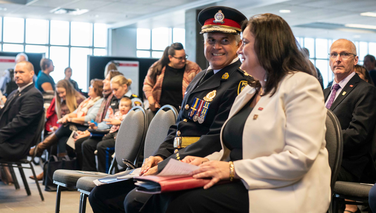 Carleton Special Constables Celebrate 25 Years | Carleton Newsroom