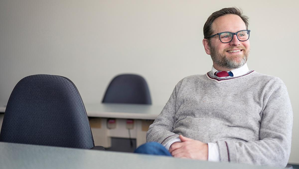 Photo of Andrew Webb