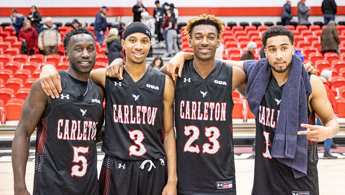 Grad Stories 2020: Four Exemplary Ravens say Goodbye to Carleton