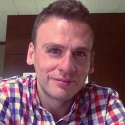 Sustainability Program Manager Philip Mansfield