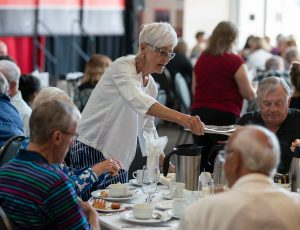 Throwback 2019 Draws Crowds of Alumni Back to Campus