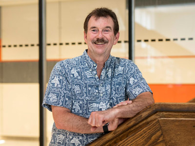 Photo for the news post: Carleton's Tim Patterson Receives Funding to Accelerate the Development of Technology Aimed at Making Mining More Sustainable
