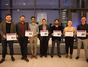 Carleton people receive awards at the Urban Design Awards