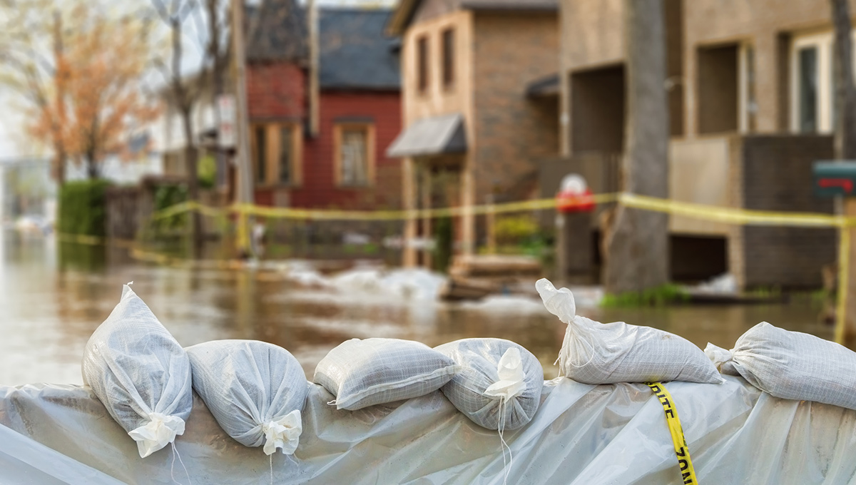 Weather-Proofing Homes