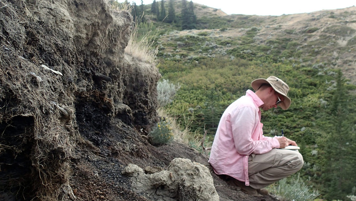 Where The Dinosaurs Were: A Saskatchewan Field Trip