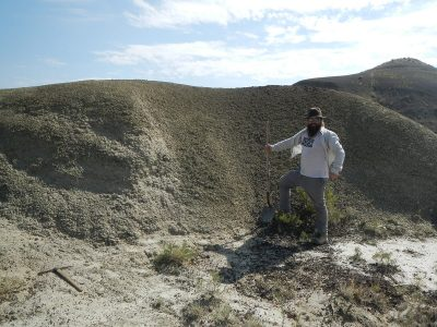 Photo for the news post: Where The Dinosaurs Were: A Saskatchewan Field Trip
