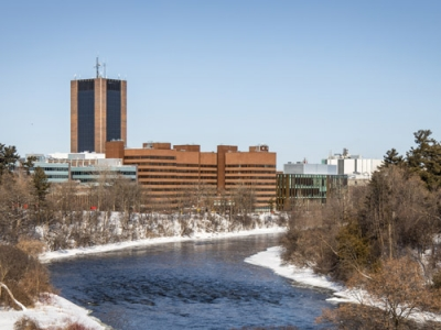 Photo for the news post: What's Open and Closed at Carleton University During Winter Break