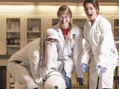 Photo for the news post: Carleton Expert Available – International Day of Women and Girls in Science
