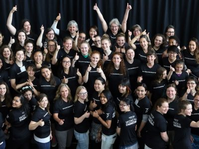 Photo thumbnail for the story: Carleton Supports Women in Engineering